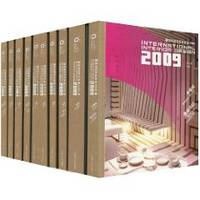 International interior design yearbook 2009 set of 10 for Interior design yearbook
