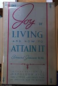 image of The Joy of Living and How to Attain It