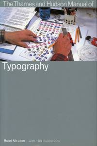 MANUAL OF TYPOGRAPHY : Thames and Hudson Manual Series