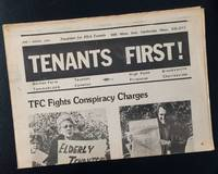 image of Tenants First! Newsletter for FHA Tenants. (July-August 1976)
