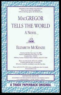 image of MacGregor Tells the World