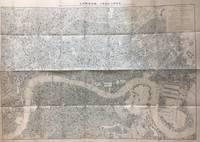 London, 1899-1900; Map showing Places of Religious Worship, Public Elementary Schools, and Houses Licensed for the Sale of Intoxicating Drinks