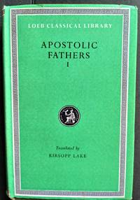 Apostolic Fathers I