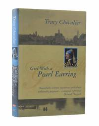 Girl With A Pearl Earring - with the 'earing' spelling by  Tracy Chevalier - First Edition - 1999 - from John Atkinson Books and Biblio.com