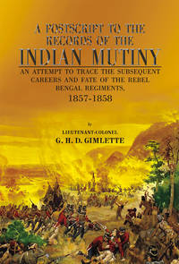 image of POSTSCRIPT TO RECORDS OF INDIAN MUTINY
