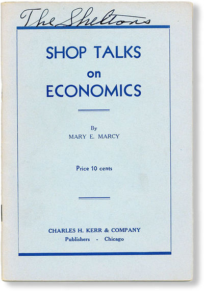 Chicago: Charles H. Kerr & Company, . Paperback. Later printing but retaining 1911 copyright stateme...
