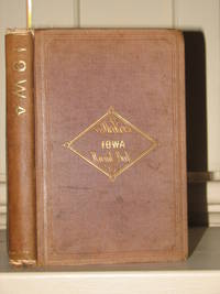 IOWA HANDBOOK, FOR 1856. WITH A NEW AND CORRECT MAP