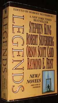 image of Legends Volume I Short Novels by the Masters of Modern Fantasy