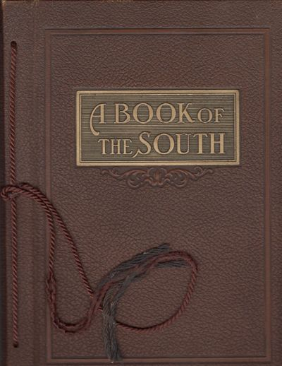 New Orleans: Southern Editors Association, 1942. Hardcover. Very good. Tall quarto. 368 pages, pages...