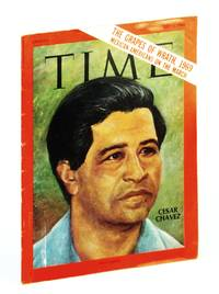 Time Magazine (Canadian Edition) July 4, 1969 - Cesar Chavez Cover