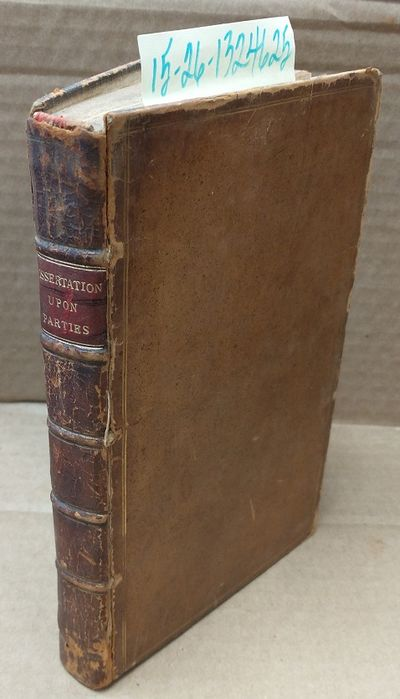 London: R. Francklin, 1739. Hardcover. 12mo; pp 252; Fair condition hardcover; brown spine with gilt...