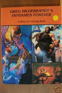 FANTASIES FOREVER A Story and Coloring Book