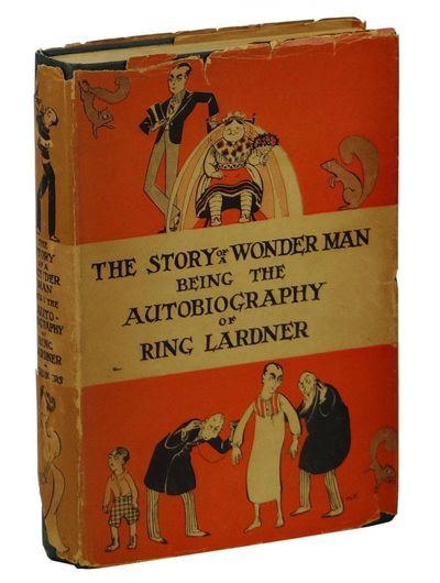New York: Charles Scribner's Sons, 1927. First Edition. Hardcover. Very Good. First edition. 151 p. ...
