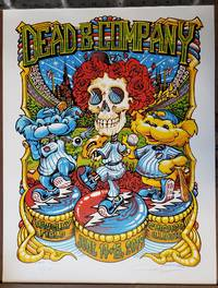Dead and Company - 2019 - Tour Poster - Wrigley Field