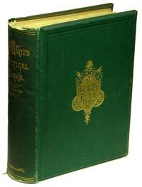 The Poetical Works of Bret Harte: Complete Edition by  Bret HARTE - Hardcover - 1872 - from Bluebird Books (SKU: 75233)