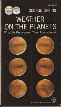 image of Weather on the Planets: What We Know About Their Atmospheres