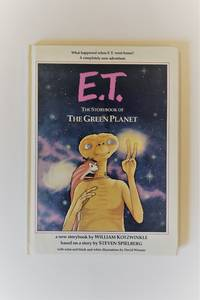 E.T., The Storybook of the Green Planet