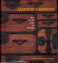Japanese Cabinetry The Art & Craft of Tansu
