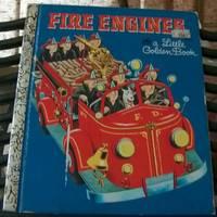 The Little Golden Fire Engine Book