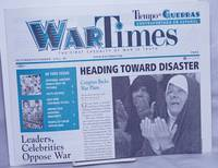 War Times, 2002, #6, Apr-May The First Casaulty of War is Truth