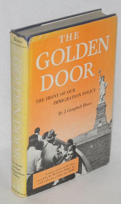New York: Random House, 1954. 244p., shelfworn dj faded on spine.