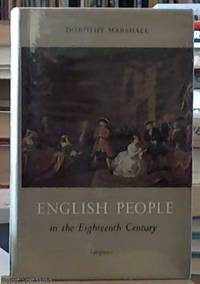 image of English People In the Eighteenth Century