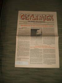 image of Castle Rock Vol. 3 No. 10 Stephen King Newsletter October 1987 WZON, Misery