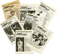 image of Collection of 8 early issues of Jump Cut: A Review of Contemporary Cinema (Original periodicals)