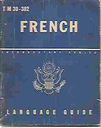 T M 30-302 French Language Guide A Guide to the Spoken Language
