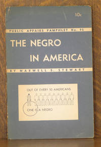 THE NEGRO IN AMERICA