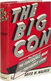 View Image 1 of 3 for The Big Con: The Story of The Confidence Man and The Confidence Game Inventory #71195