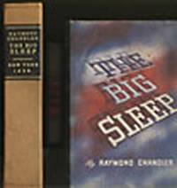 THE BIG SLEEP by  RAYMOND CHANDLER - First edition - 1939 - from BUCKINGHAM BOOKS (SKU: 33775)