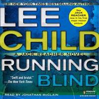 image of Running Blind (Jack Reacher)