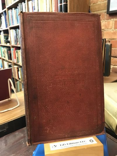 William H Allen, 1860. Hardcover. Good. Rebound for the Scottish Conservative Club Library with the ...
