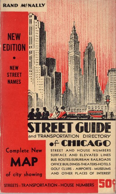 Chicago: Rand McNally, 1943. New Edition. Paperback. Good. Paperback. xxviii, 155 pages, page advert...
