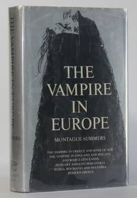 image of THE VAMPIRE IN EUROPE