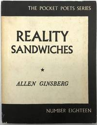image of REALITY SANDWICHES (City Lights Pocket Poets Series, No. 18)