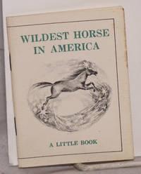 Wildest horse in America