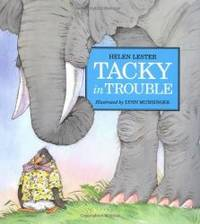Tacky in Trouble (Tacky the Penguin) by Helen Lester - Paperback - 2005-02-05 - from Books Express (SKU: 0618380086q)