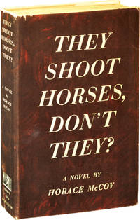 They Shoot Horses, Don't They (First Edition)