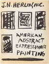 View Image 1 of 2 for Catalogue Number 7: American Abstract Expressionist Painting Inventory #26838