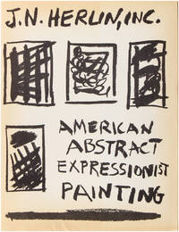 Catalogue Number 7: American Abstract Expressionist Painting