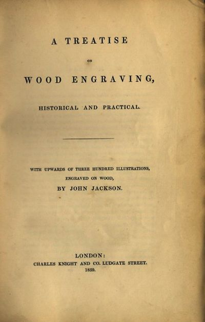 London: Charles Knight and Co, 1839. First ed. 4to., xvi, 748 pp., errata leaf, illustrated largely ...
