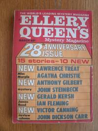 image of Ellery Queen's Mystery Magazine March 1969