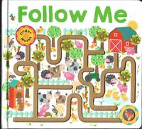 image of Maze Book: Follow Me (Finger Mazes)