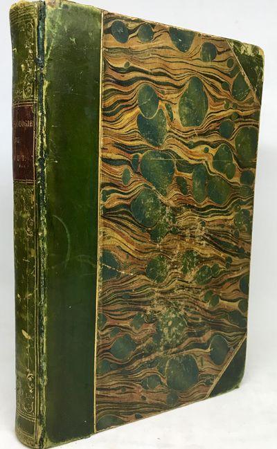 Paris: Gabriel de Gonet, 1848. Hardcover. Green half morocco, marbled boards. Good. 416 pages. 24 x ...