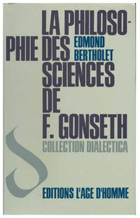 LA PHILOSOPHIE DES SCIENCES DE F. GONSETH
