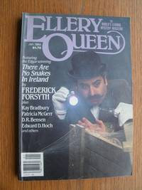 image of Ellery Queen Mystery Magazine January 1984