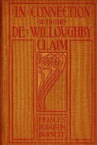 IN CONNECTION WITH THE DE WILLOUGHBY CLAIM.
