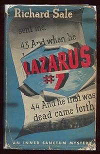 Lazarus #7 (An Inner Sanctum Mystery)